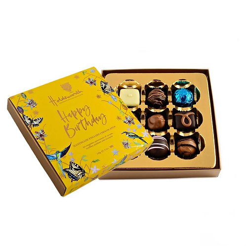Holdsworth Chocolate - Happy Birthday Box