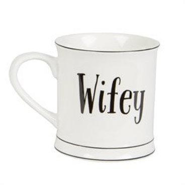 Sass & Belle Mug Wifey