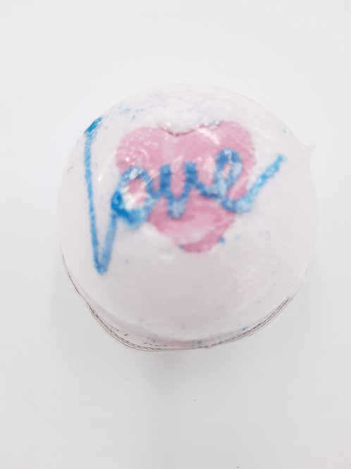 Bomb Cosmetics Bath Bomb (All you need is Love)