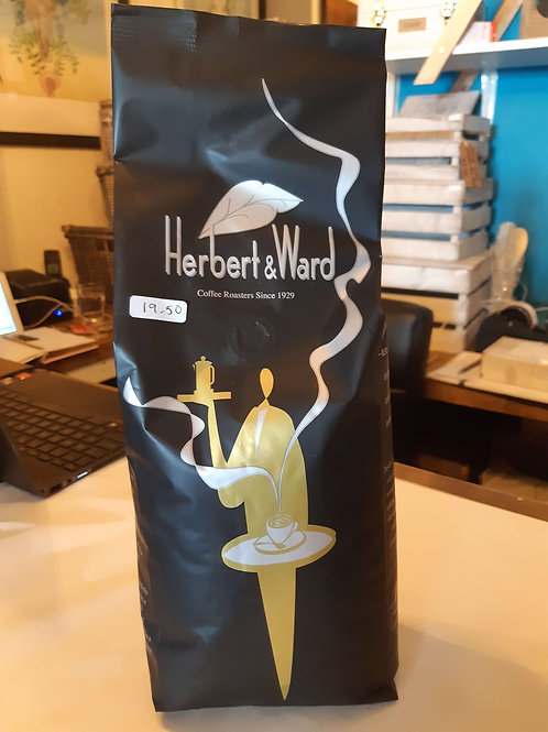 Herbert and Ward Coffee Beans (Large)