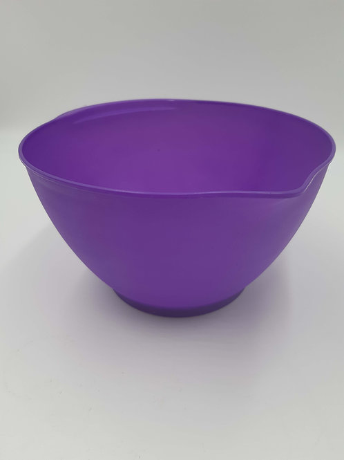 RSW Mixing bowl with spout and handle