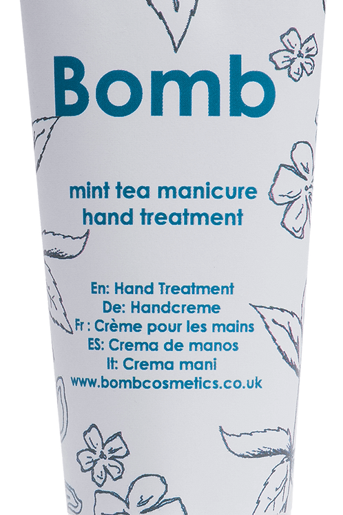 Bomb Cosmetics Mint Tea Manicure Hand Treatment