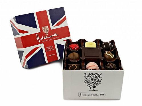 Holdsworth Chocolate - Union Jack Box