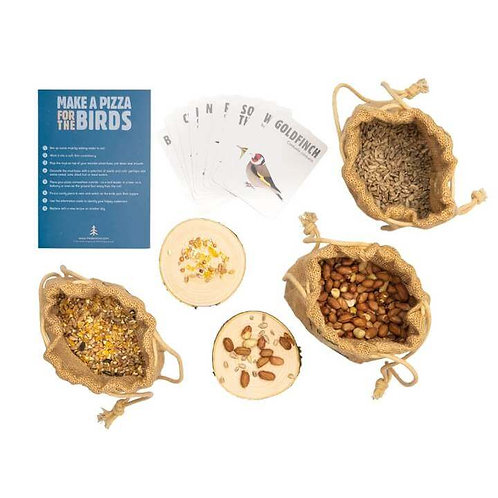 The Den Kit Company Make A Pizza For The Birds Kit