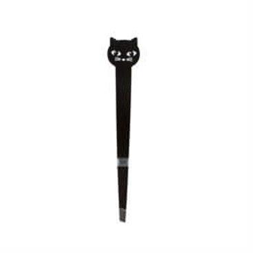 Sass & Belle Tweezers (Black Cat)