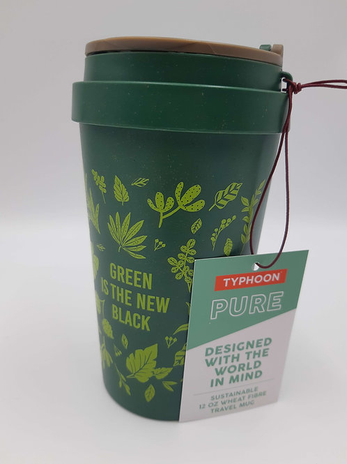 Typhoon Travel mug wheat fibre 380ml