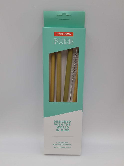 Typhoon Bamboo Straws