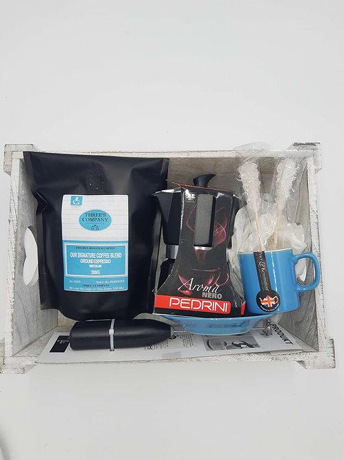 Pezzetti Coffee Gift Set