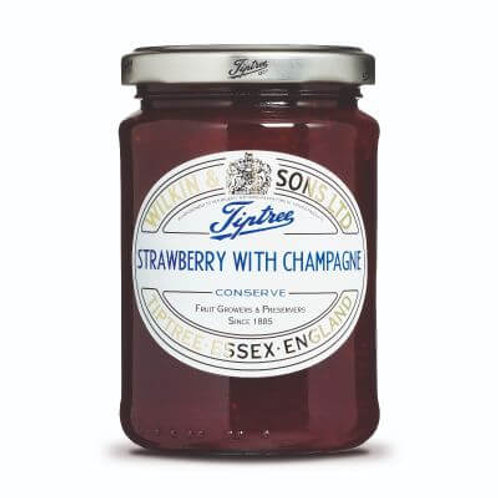 Tiptree Conserve - Champagne Strawberry