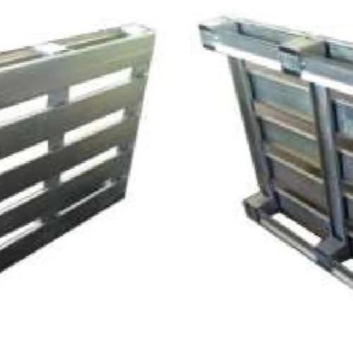 Palete de aço câmara frigorifica