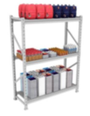 Mini Porta paletes da Total armazenagens
