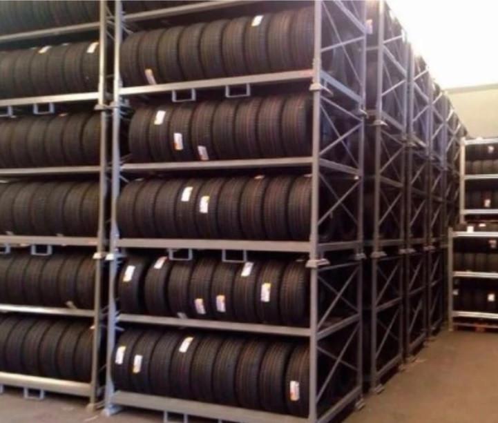 Estrutura para pneus