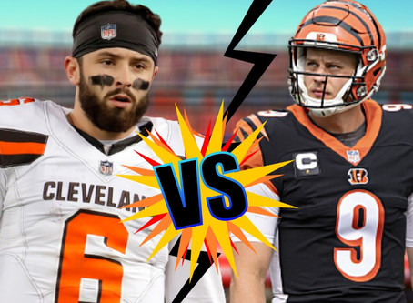 SEMANA 2 DA NFL – Bengals x Browns no TNF