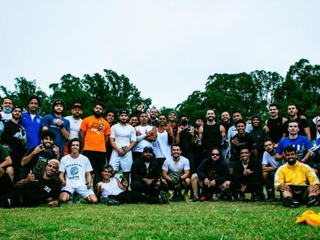 RFA: 1X1 Battle - O Futebol Americano no Brasil