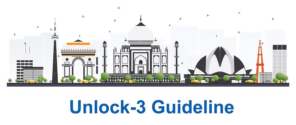 सरकार ने Unlock-3 की घोषणा कर दी है, जाने आपके शहर में क्या खुलेगा क्या नहीं