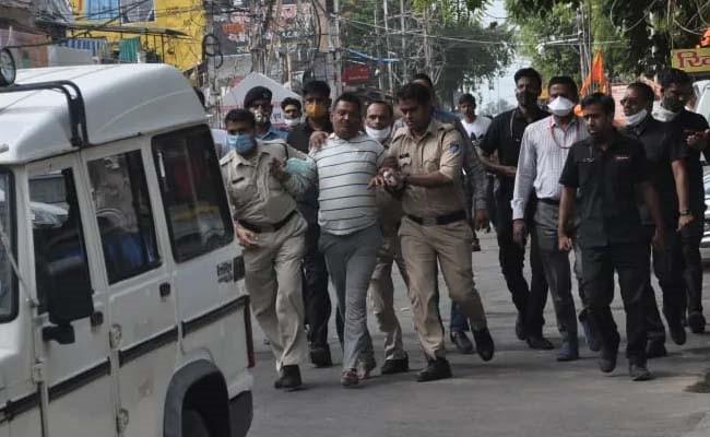 Kanpur Kand...मैं विकास दुबे हूं, कानपुर वाला, गिरफ्तार हुआ या सरेंडर किया,  गिरफ्तारी की 5 बड़ी बाते