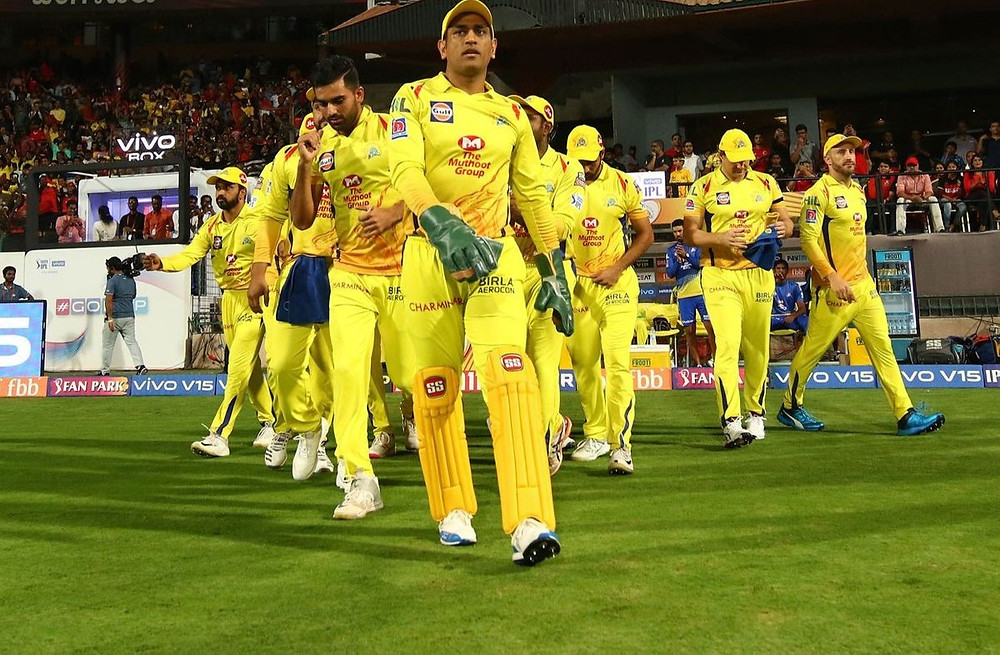 IPL update 20: Bad news for CSK fans, 12 members of Chennai Super Kings team corona infected