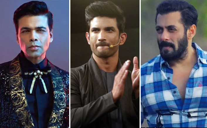 Case filed against Salman Khan, Karan Johar and many prominent figures in Sushant Singh Rajput suicide case.