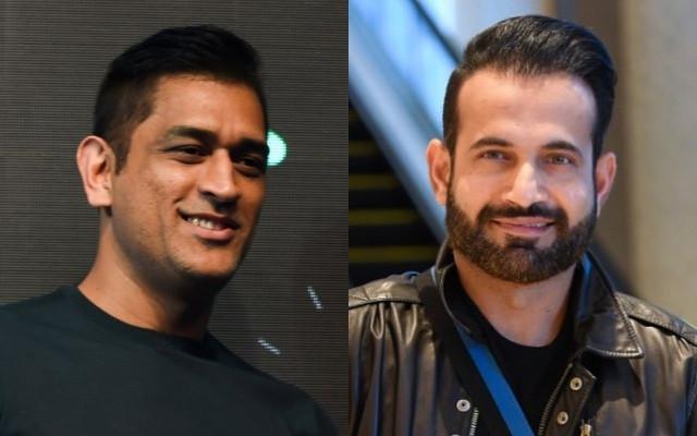 MS Dhoni: अपने गेंदबाजों पर नियंत्रण करना पसंद करते थे महेंद्र सिंह धोनी: Irfan Pathan