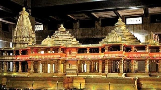 Ayodhya Ram Mandir: पांच अगस्त को होगा राम मंदिर का भूमि पूजन, प्रधानमंत्री के आने की सम्भावना