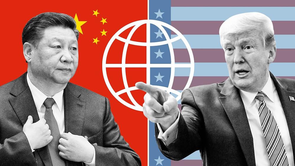 America Vs China:भारत के बाद अमेरिका ने की चीन पर ये 3 बड़ी करवाई, बिलबिला उठा चीन