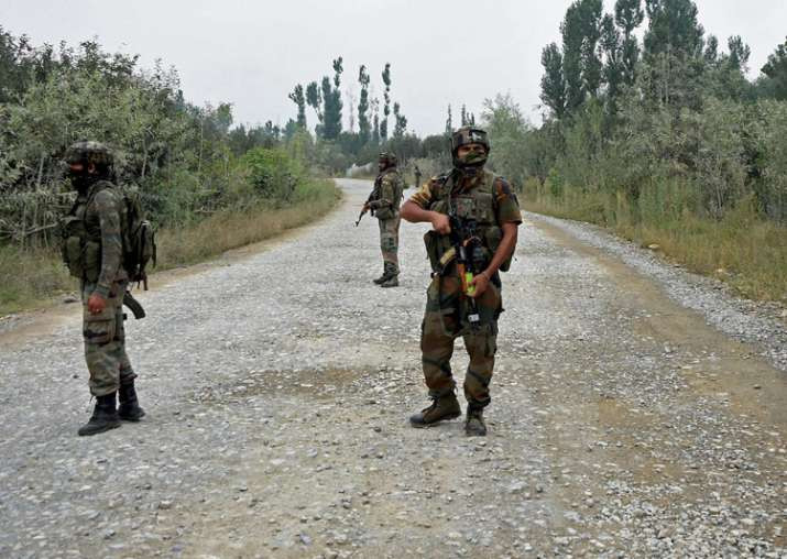 Indian army failed infiltration, firing 1 soldier  martyr