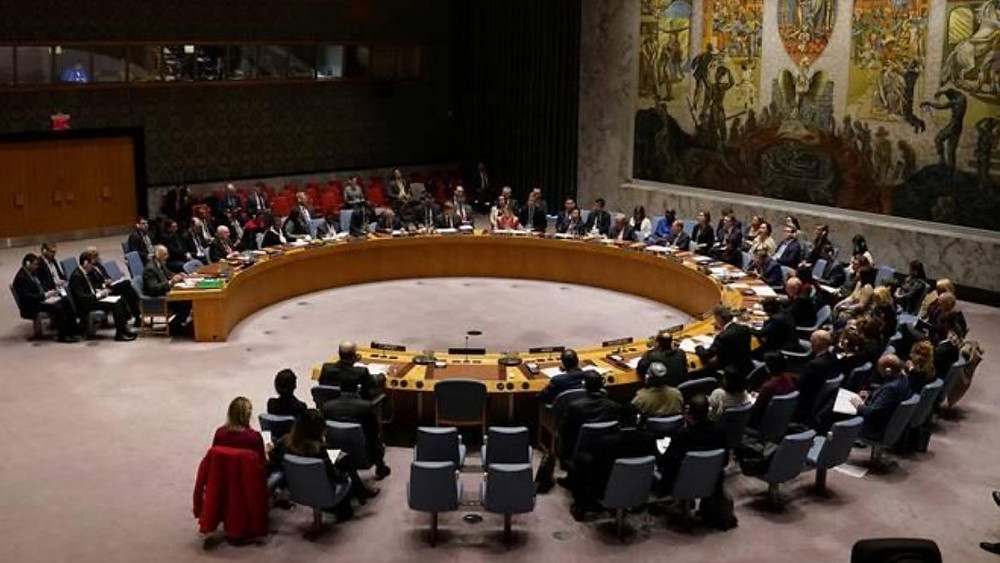 UNSC: India elected as temporary member of UN Security Council for the 8th time with 184 votes out of 192.