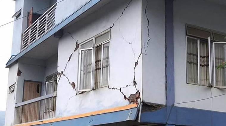 Earthquake In Delhi: एक बार फिर भूकंप से कांप उठी दिल्ली की धरती, 4.5 थी भूकंप की तीव्रता.