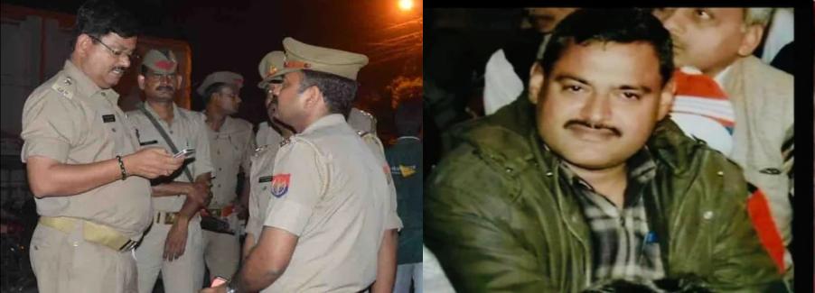 कानपुर में  पुलिस टीम पर फायरिंग, DSP समेत आठ शहीद, जानिए पूरा मामला