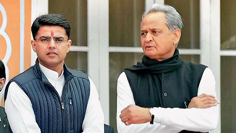 क्या मध्यप्रदेश के तरह राजस्थान में भी कांग्रेस की सरकार गिरने वाली है ? जानिए क्या है मामला