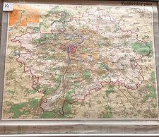V1 - Praha - vlastivědný plán