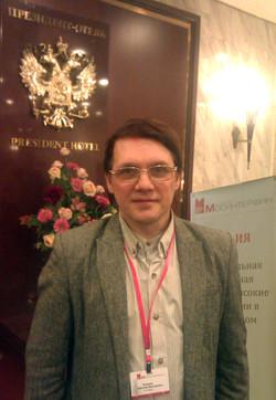 Евгений Куликов President Hotel