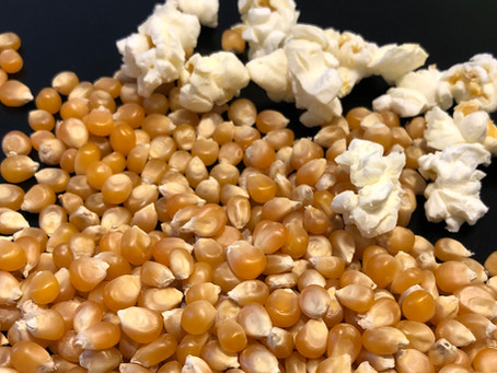Characteristics of a quality popcorn and how to store it correctly