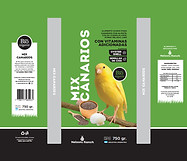Canary mix - small bag