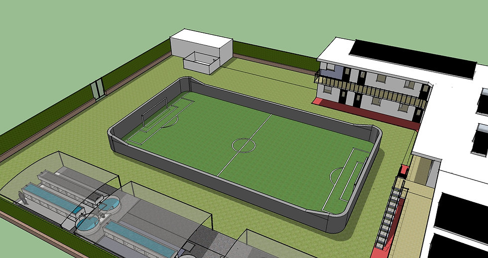 Project: Multi-Purpose Sports Field