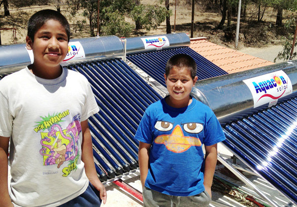 Project: Expand Solar Electric System