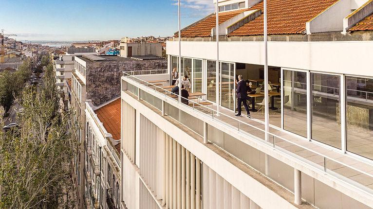 Renovierung der Terrasse