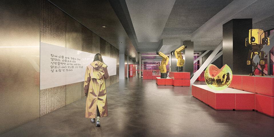 Eine Ausstellung der entwickelten Projekte
