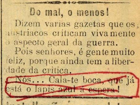 PREGÃO DA ACADEMIA MINHOTA