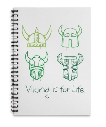 Viking Notebook
