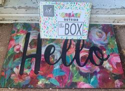 Create OUTSIDE the Box