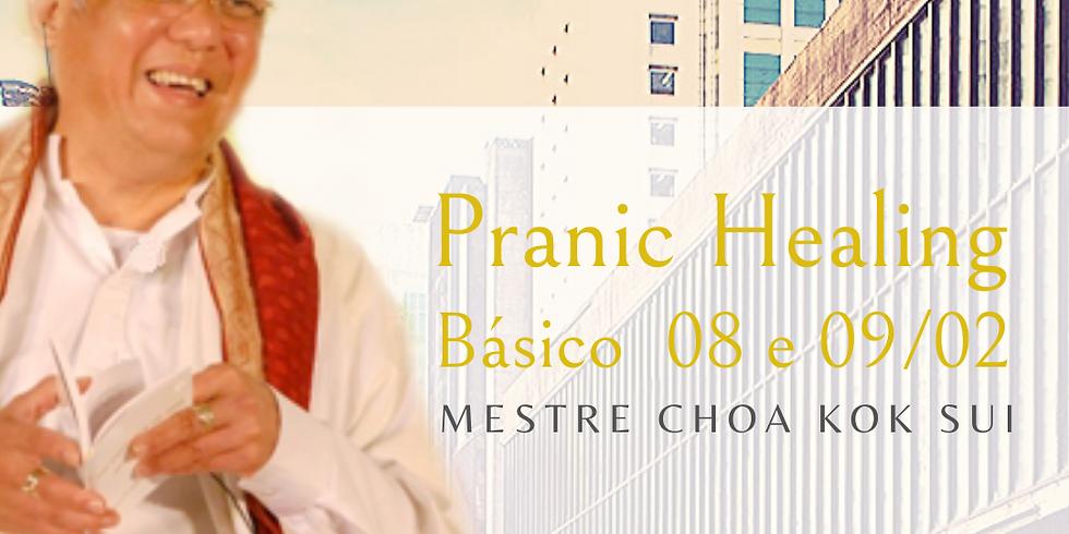 São Paulo Curso Pranic Healing Básico