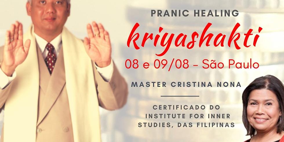Kriyashakti (Em aberto)
