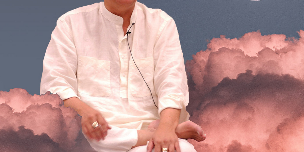 Meditação da Lua Cheia de Gêmeos (para todos) e AY (somente para quem tem o curso de Arhatic Yoga)