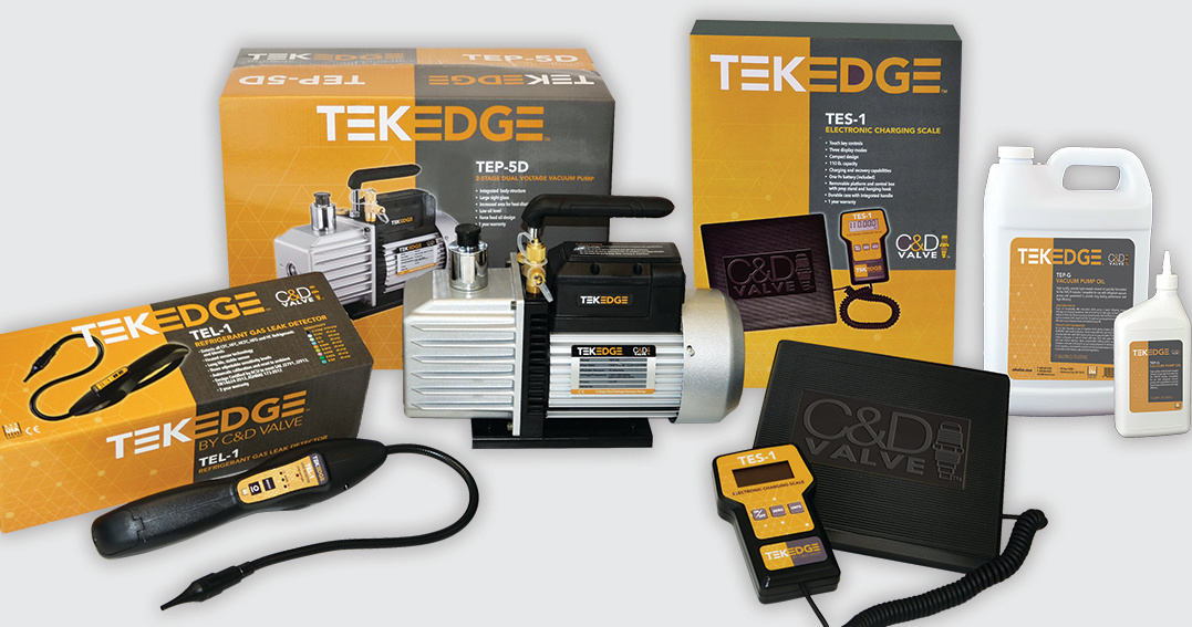 TekEdge by C&D Valve