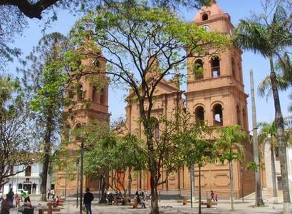 Ma 1e semaine en Bolivie