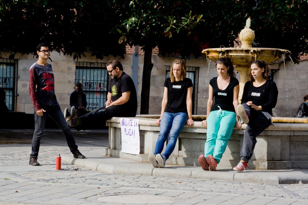 Plaza de Puerta de Moros (La Latina)