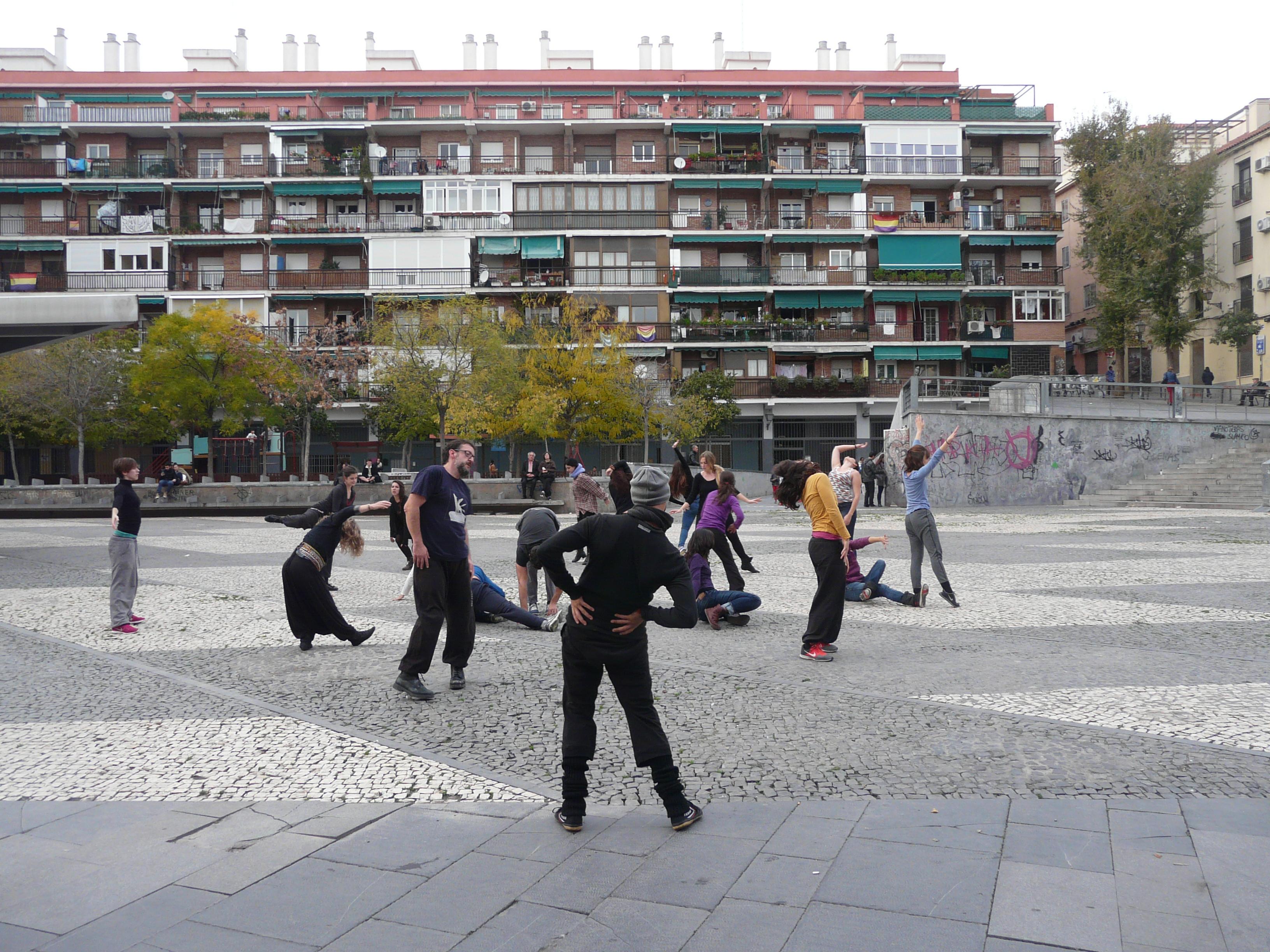 Plaza de Agustín Lara (Lavapiés)