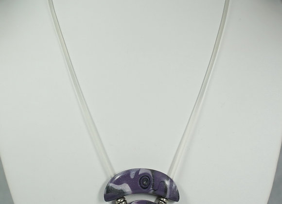 Purple Passion Necklace, Item JN-PuPa-012
