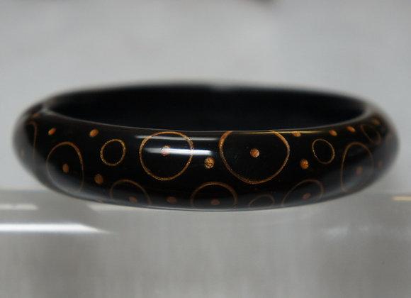 Intergalactic Gold-Gold Bracelet, Item JB-BaBr-008